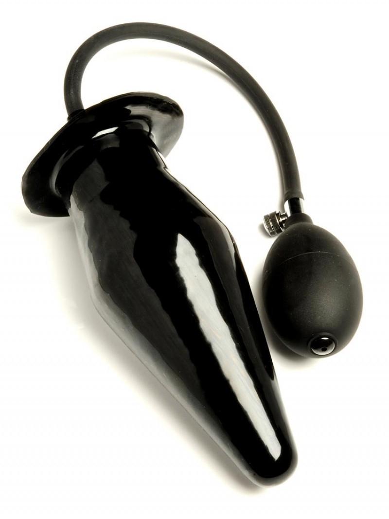 M&K Large Inflatable Butt Plug