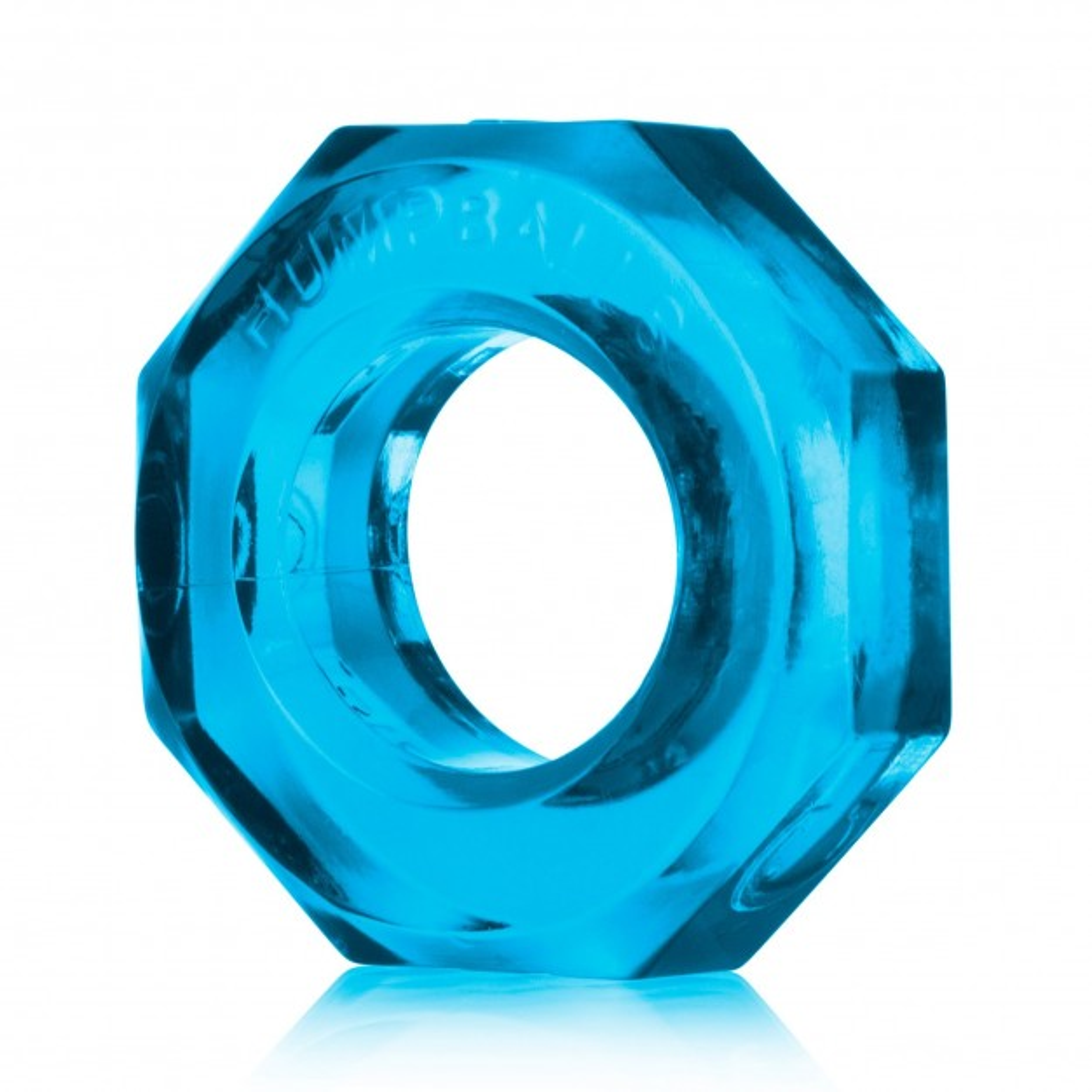 Oxballs Humpballs Cock Ring Ice Blue