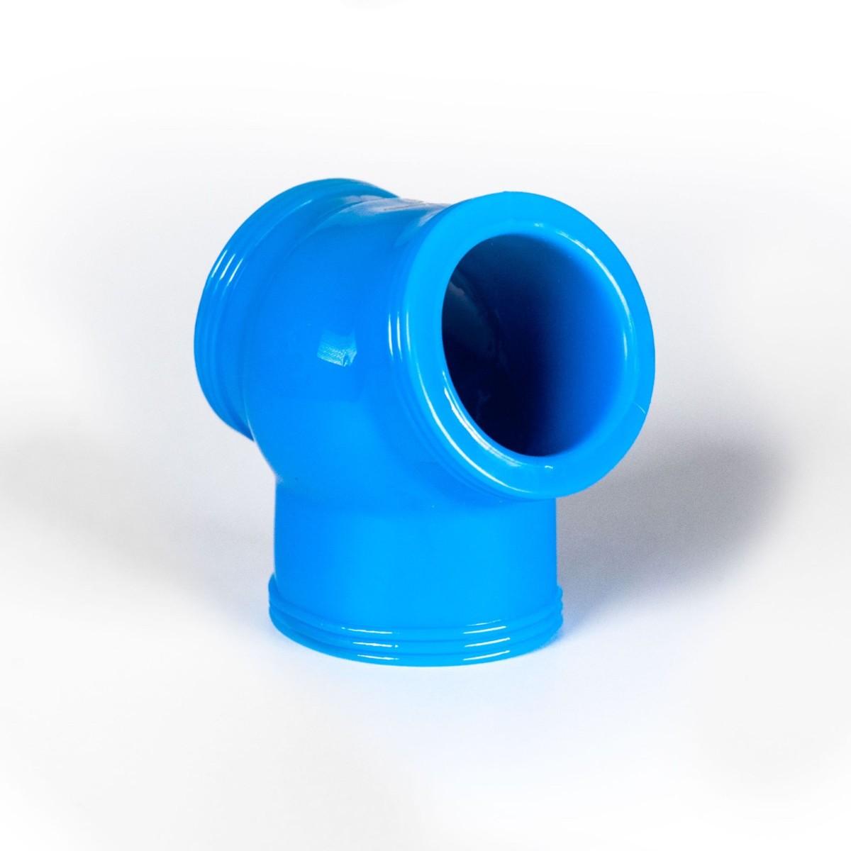 Zizi Megamen Cocksling Cock Ring & Ball Stretcher Fluo Blue