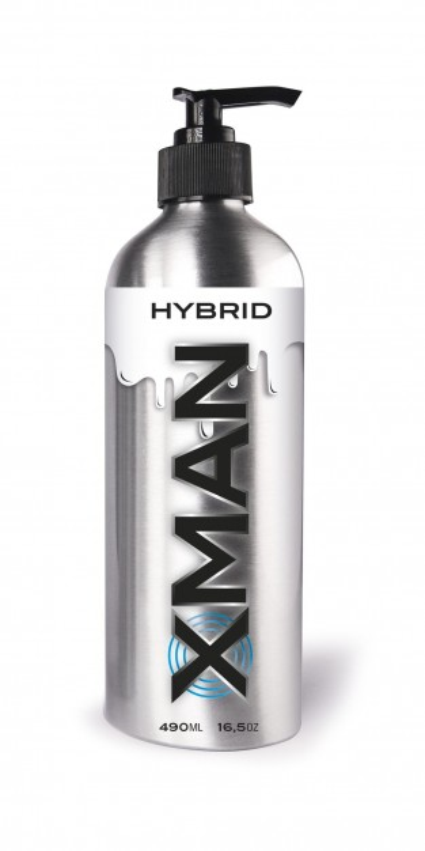 Xman Hybrid Lube 490 ml