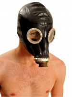 Russian Gas Mask Black