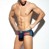 ES Collection UN397 Texas Brief Navy