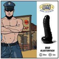 Mister B WAD28 Klusterfuck Dildo