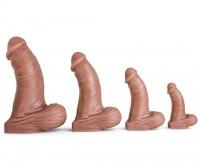 Hankey's Toys Topher Michels Dildo M