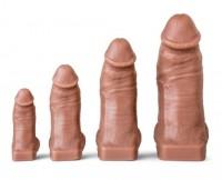 Hankey's Toys Topher Michels Dildo XXXL