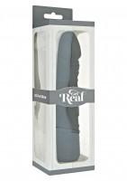 ToyJoy Get Real Classic Original Silicone Vibrator Purple