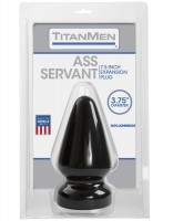 TitanMen Ass Servant Butt Plug