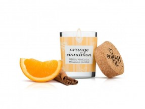 Magnetifico Enjoy it! Massage Candle Orange and Cinnamon 70 ml
