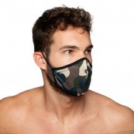 Addicted AC087 Camo Face Mask Camouflage