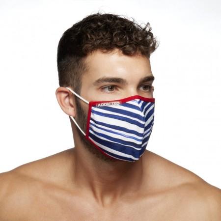 Addicted AC114 Sailor Face Mask