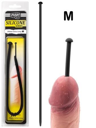 Push Silicone Dilator Extra Long M