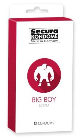 Secura Big Boy Condoms 12 Pack