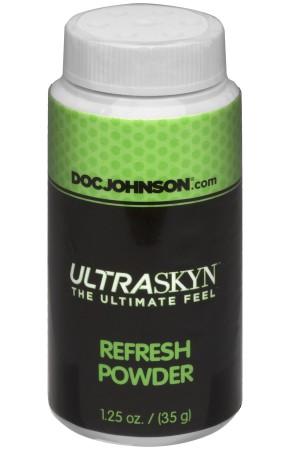 Doc Johnson ULTRASKYN Refresh Powder 35 g
