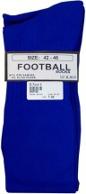 Mister B Football Socks Blue