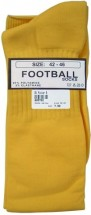 Mister B Football Socks Yellow